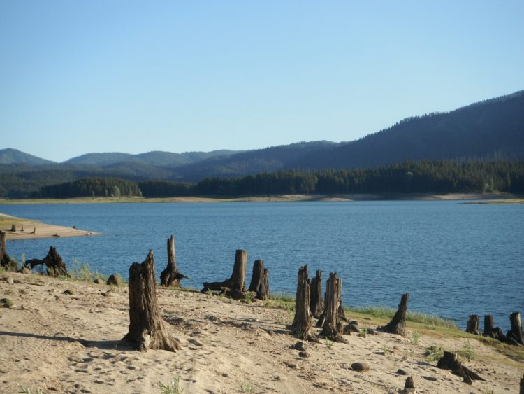 Deadwood Reservoir