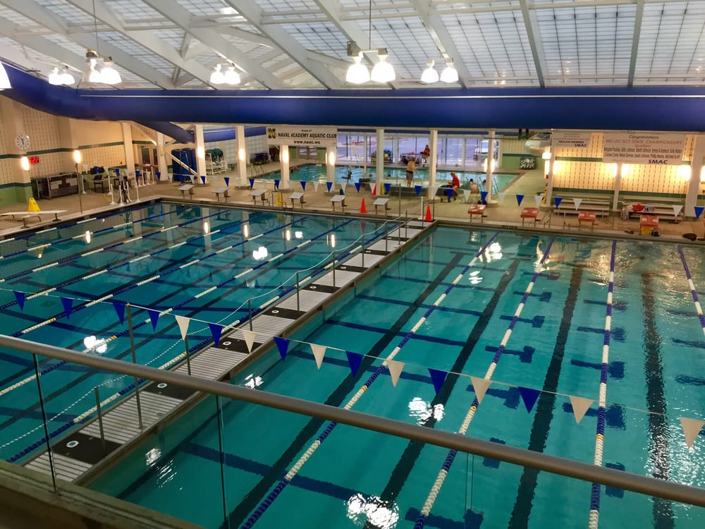 Edward T Hall Aquatic Center