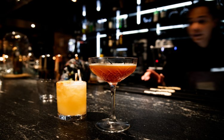 Delicious Cocktail