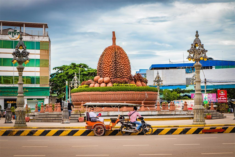 DURIAN ROUNDABOUT