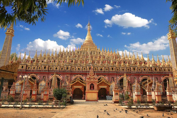 Journey to Thanboddhay Paya | 10 Best Things to Do in Monywa