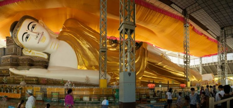 Visit the Shwethalyaung Pagoda | 10 Best Things to Do in Dawei