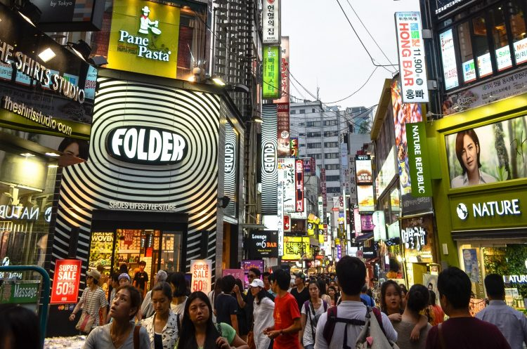 Shopping Places in Seoul