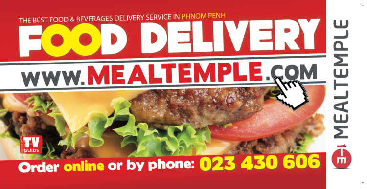 Meal Temple - food delivery in phnom penh