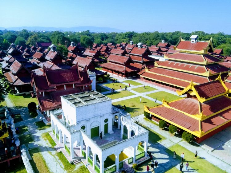 Visit Mandalay Palace | 10 Best Things to Do in Mandalay