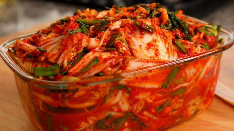 Kimchi | 10 Foods You Have to Eat in South Korea