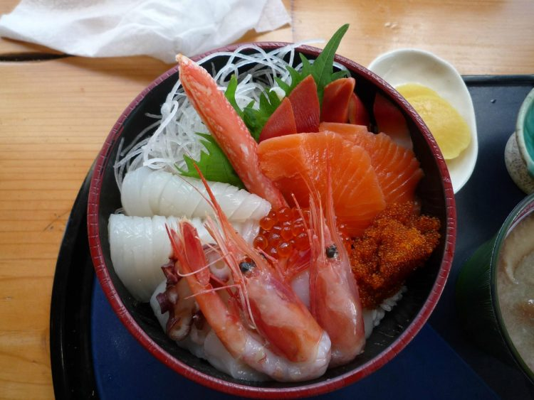 Trying Local Cuisine | 10 Best Things to do in Wakkanai