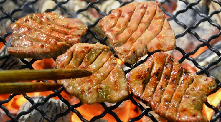Grilled Beef Tongue in Sendai - Things to Do in Sendai