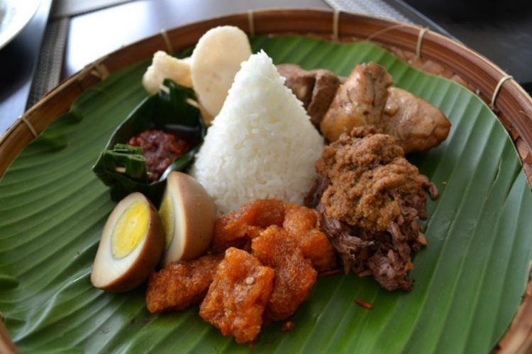 Dine on Some Gudeg