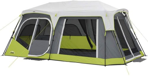 Core Two Room 12 Person Instant Cabin Tent- Instant Tents