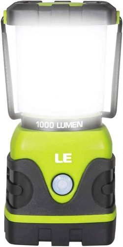 LE Dimmable LED Camp Lantern