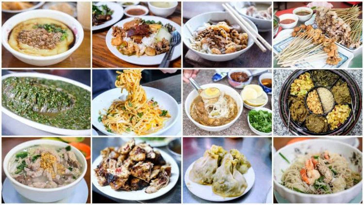 Feast on some Amazing Street Food