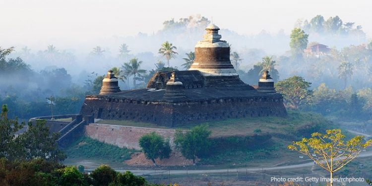 Mrauk U - Place to Visit in Myanmar