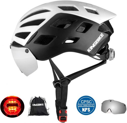 KINGBIKE Bicycle Helmet