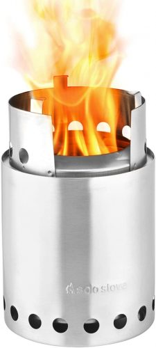 Solo Stove Campfire and Solo Stove TitanTop 10 Wood Burning Camp Stoves to Buy in 2020