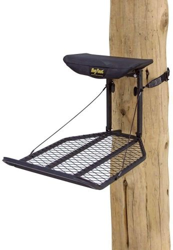 Rivers- edge climbing tree stand - Climbing Tree Stands