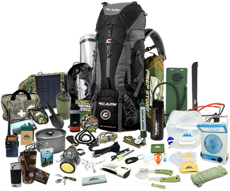 Prep Store - Elite Emergency Survival Pack