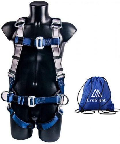Full Body Fall Arrest Safety Harness