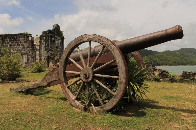 Check out the wonderful Taytay Fort