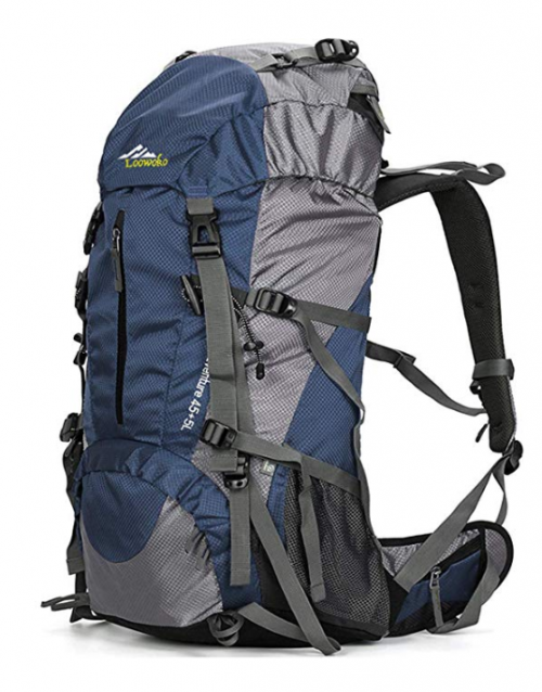 Hiking Backpack 50L Travel Camping Backpack