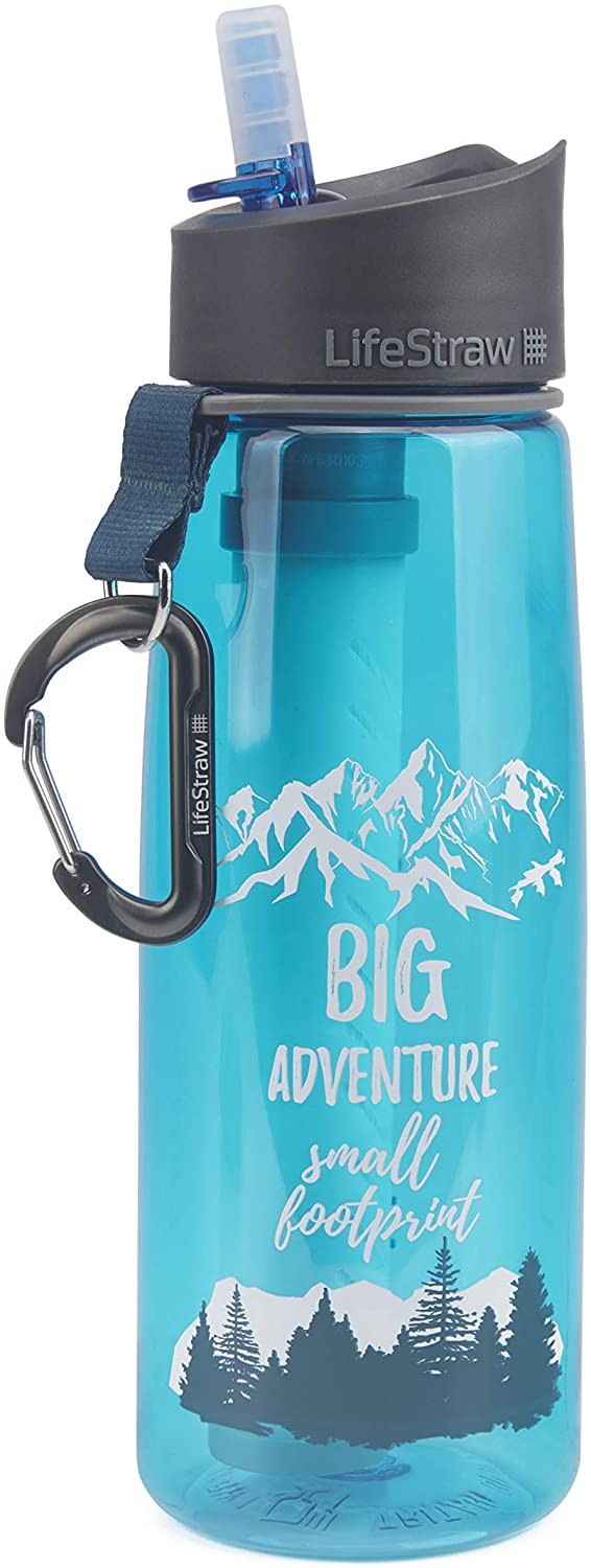 Life Straw go Water Filter Bottle