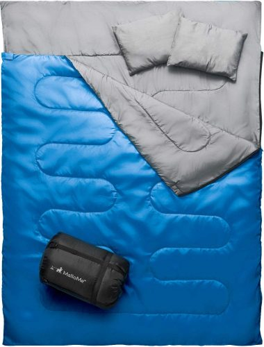 MalloMe 3 Season Kids Sleeping Bag