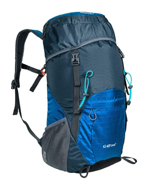 G4Free Lightweight Packable Hiking Backpack