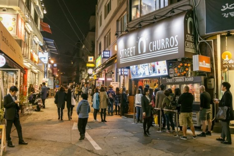 Itaewon - Places to Go Shopping in Seoul
