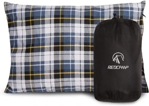 REDCAMP Small Camping Pillow  | Top 10 Camping Pillow to Buy in 2020