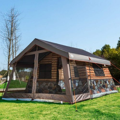 Timber Ridge Family Camping Tent- Instant Tents