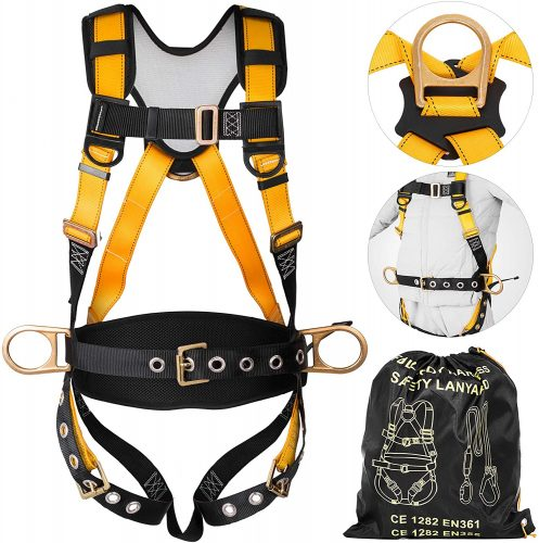 Happybuy Construction Safety Harness