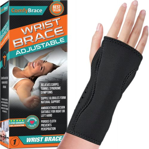 Night- wrist- sleep support brace