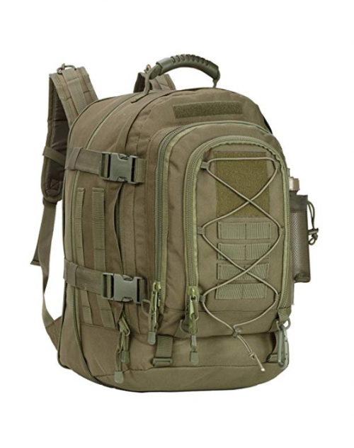PANS Backpack Large Military Expandable