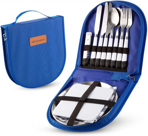 Camping silverware utensils | Top 10 Best Camping Utensils