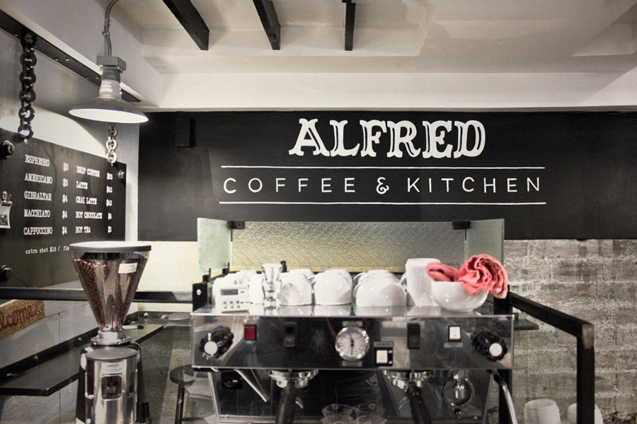Alfred Coffee and Kitchen