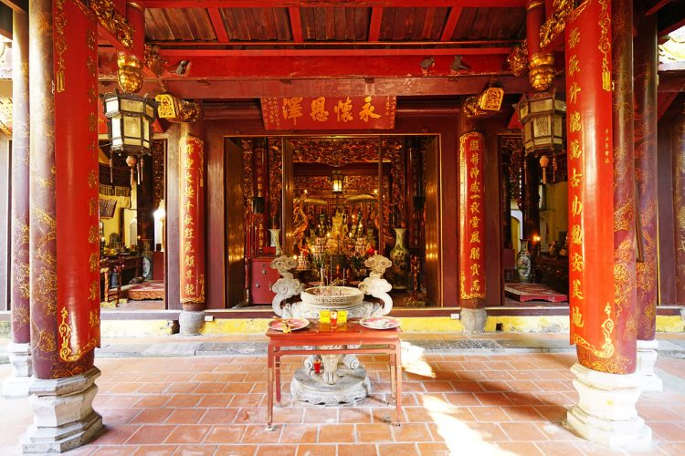 Take a Glimpse of Bach Ma Temple