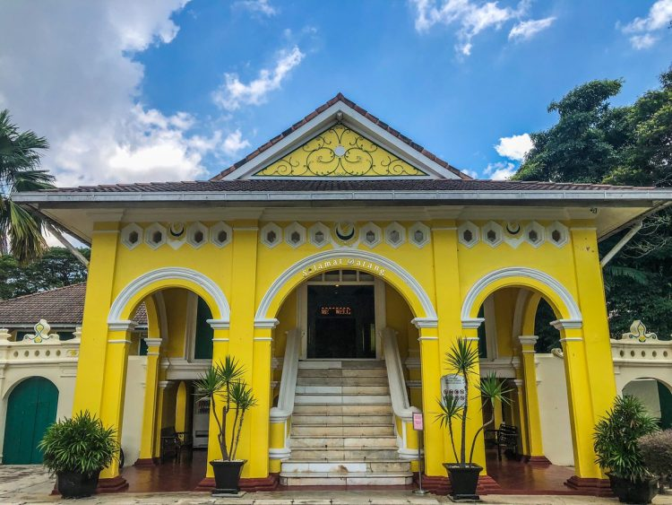 Sultan Museum - Things to Do in Alor Setar