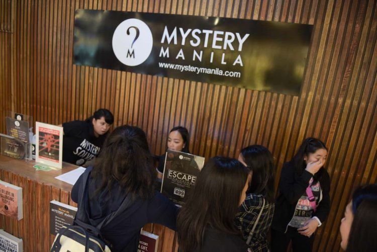 Test your detective skills at Mystery Manilla