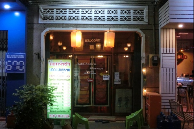 Relieve your stress at Dok Champa