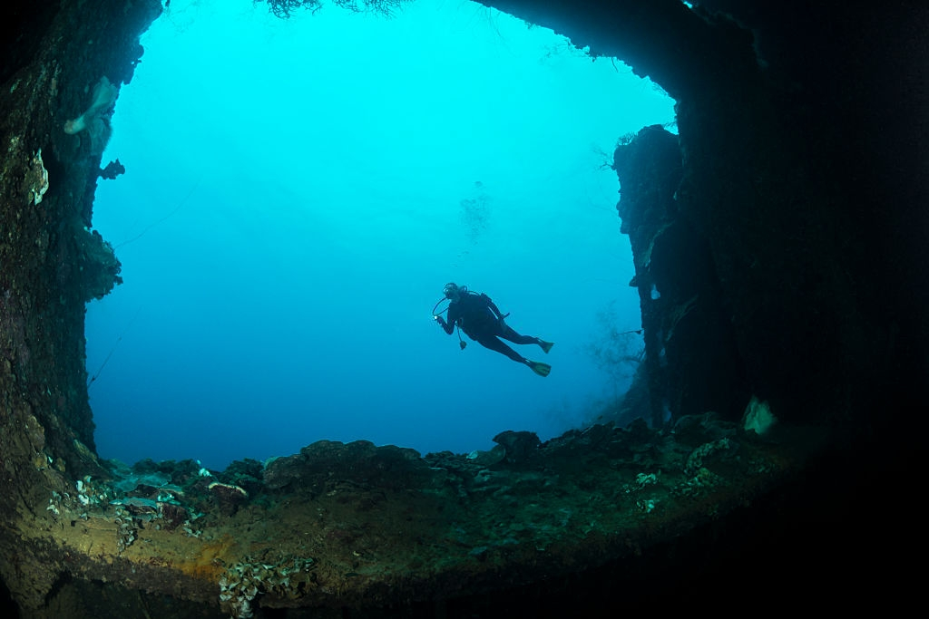 Explore the shipwreck sites - Things to Do in Labuan