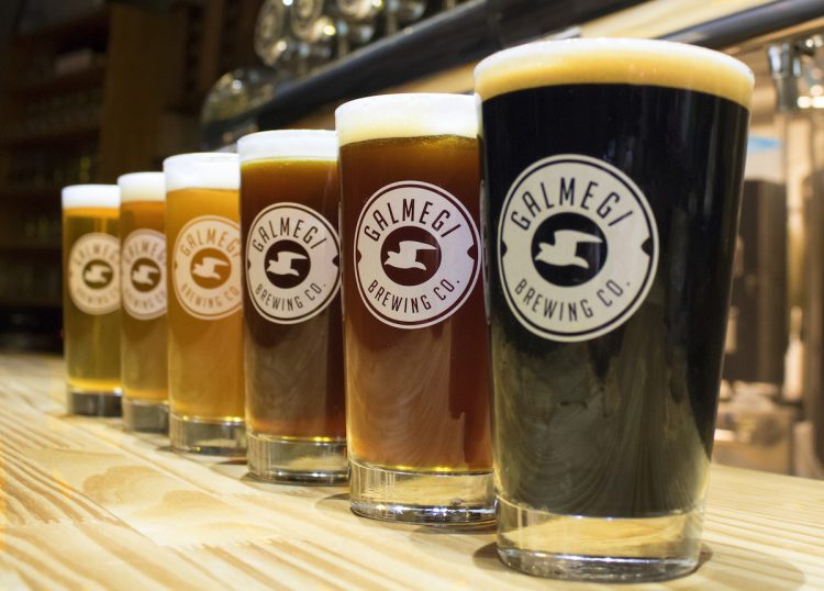 Have a cold beer at Galmegi Brewing Co - Things to Do in Busan