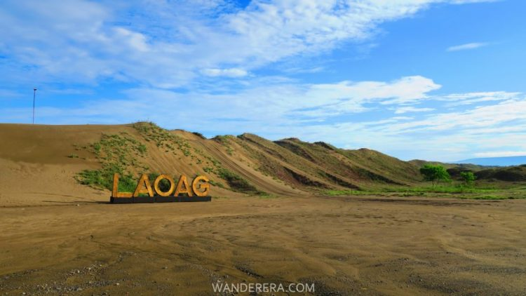 La Paz Sand Dunes - Things to Do in Laoag