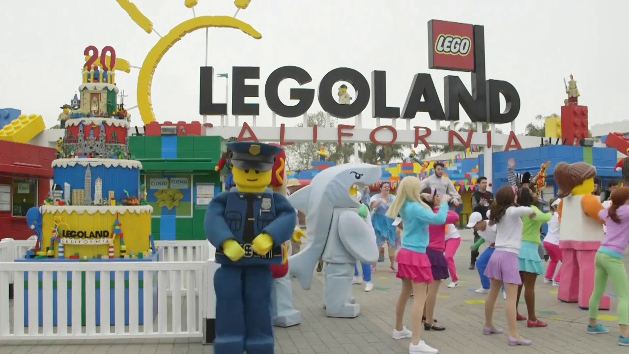 Have Fun at LEGOLAND California Where 'Everything Is Awesome'