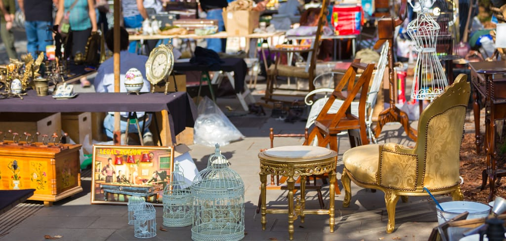 Flea Markets in California