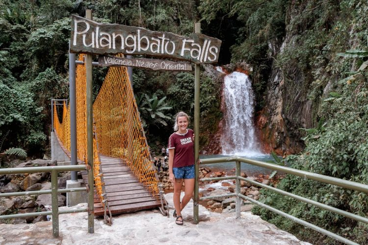 Pulangbato Falls - Things to Do in Dumaguete