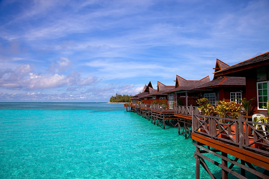 Try island hopping - Ecotourism in Malaysia