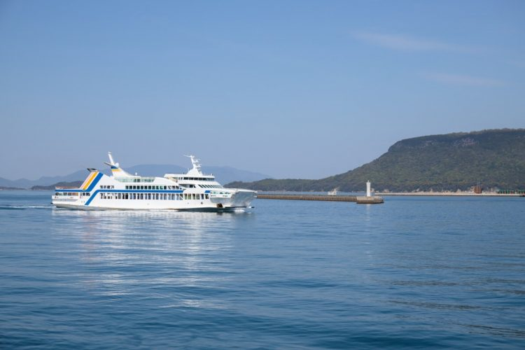 Ferry Ride - Things to Do in Ikata
