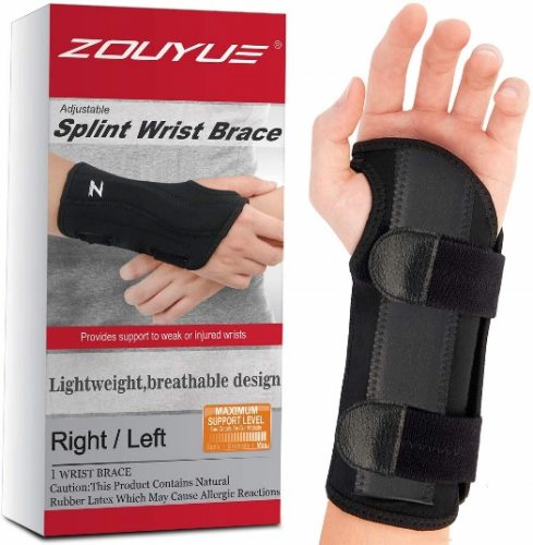 Support removable tendinitis