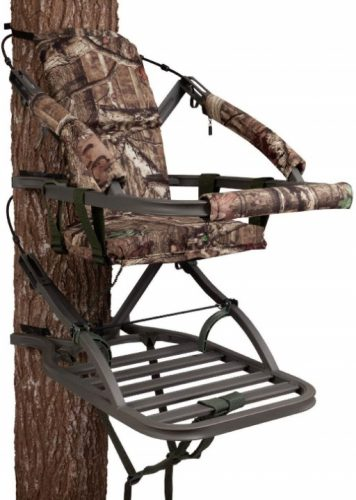 Summit tree stand 81120 Viper stand - Climbing Tree Stands