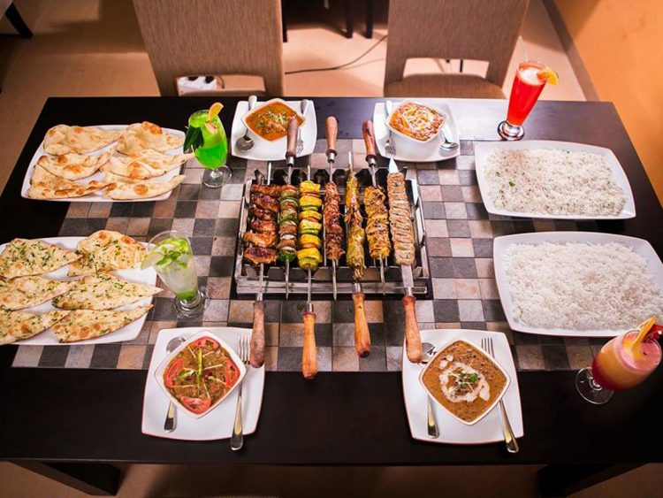 Enjoy Barbeque with Friends at An Ga